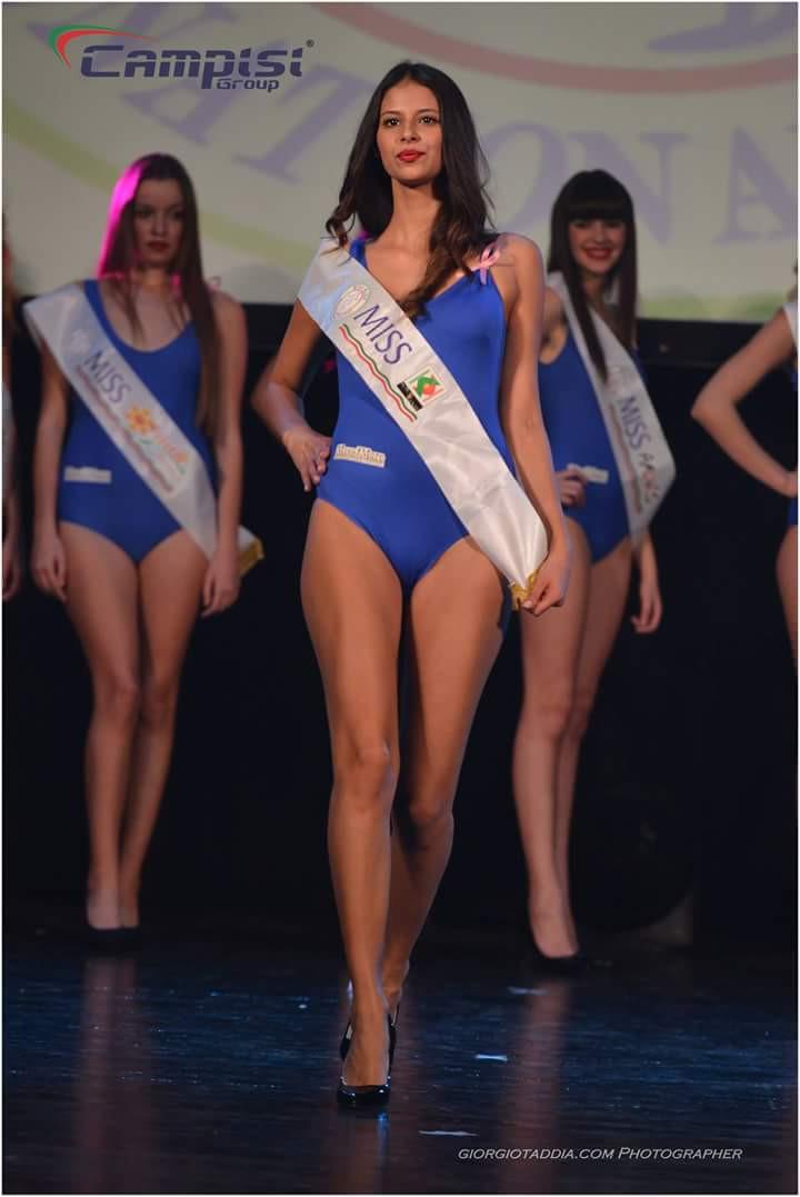 Antonella Gabriele Miss Korai x Kente