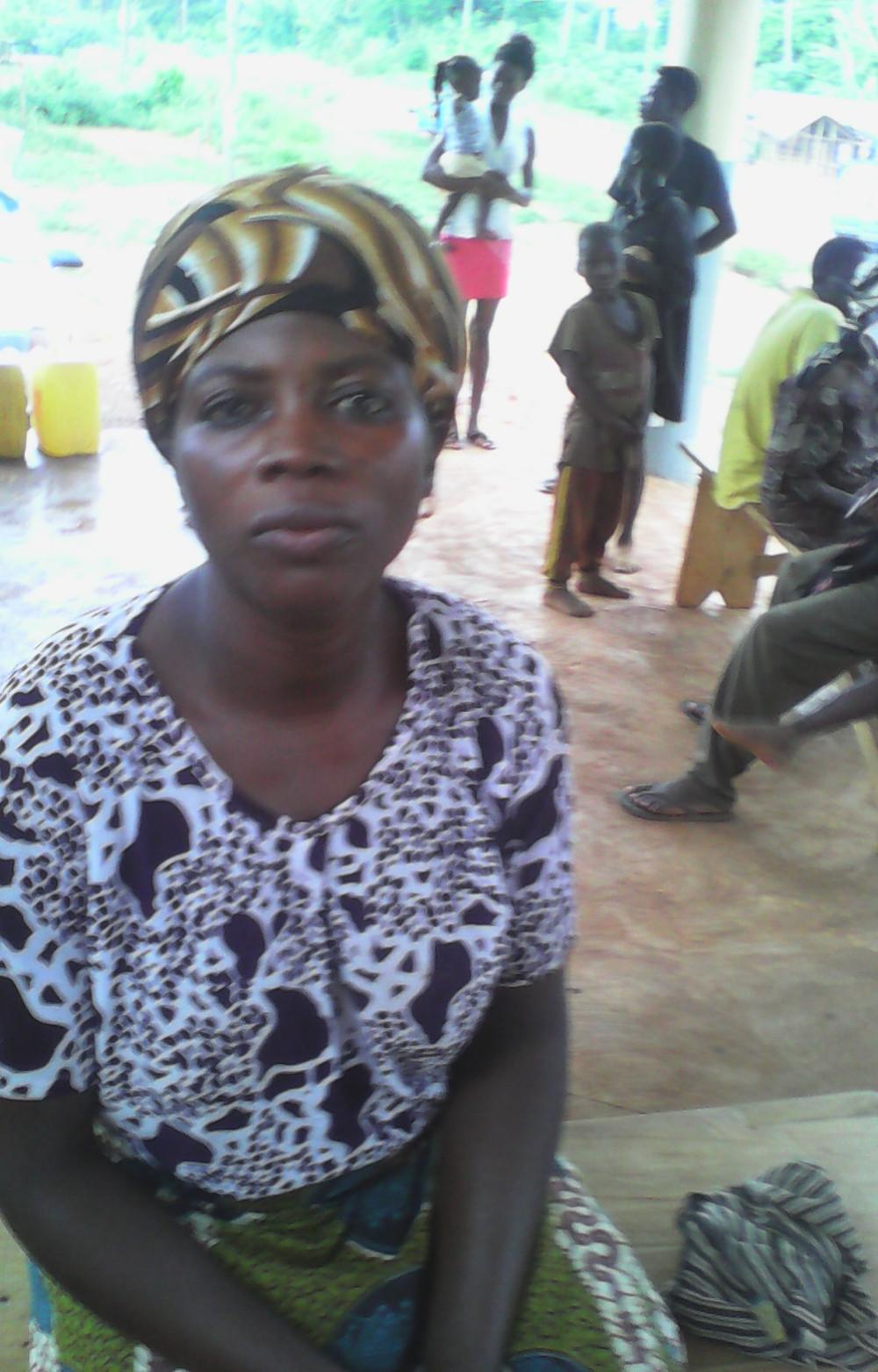 Awudu Kasua-leader