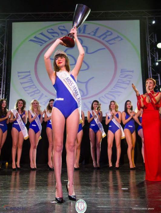 Desirée Di Gregorio eletta Miss Mare 2015