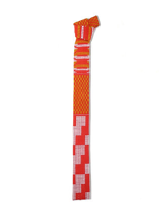 KxK multicolor red Tie