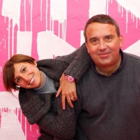 Florinda Saieva e Andrea Bartoli, ideatori e fondatori di Farm Cultural Park