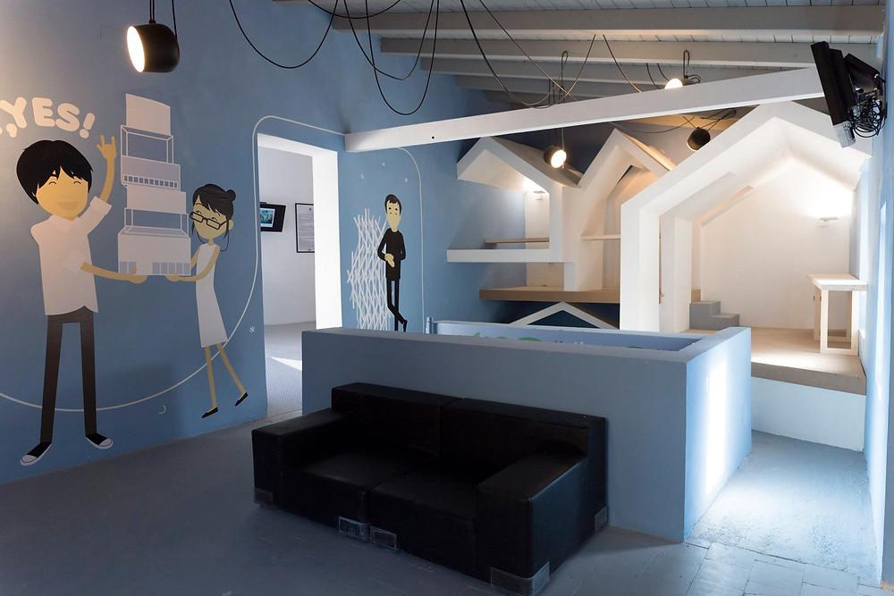 Sou, la Scuola di Architettura per bambini