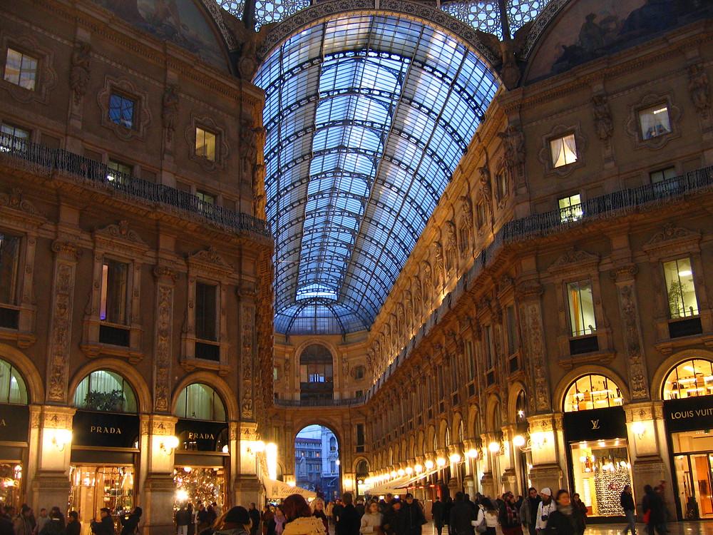 Milano, la capitale italiana della moda