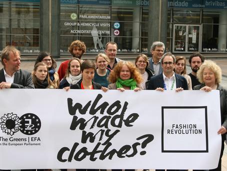 Tempo di rivoluzione! Si è appena concluso il Fashion Revolution Day. Tra sostenibilità ed etica. Ta