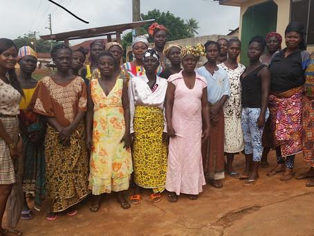 A un anno dall'avvio del progetto di microcredito femminile Yendaakye: c'è speranza per &quo
