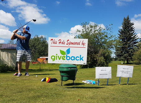 Sign of Hope - Golf Tournament 2018 Sponsorship