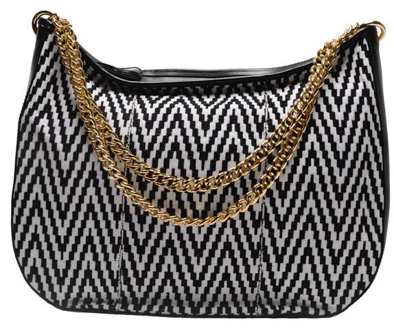 La maxi bag KxK Black&White