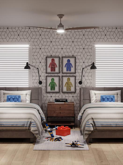 Lego Kids Room