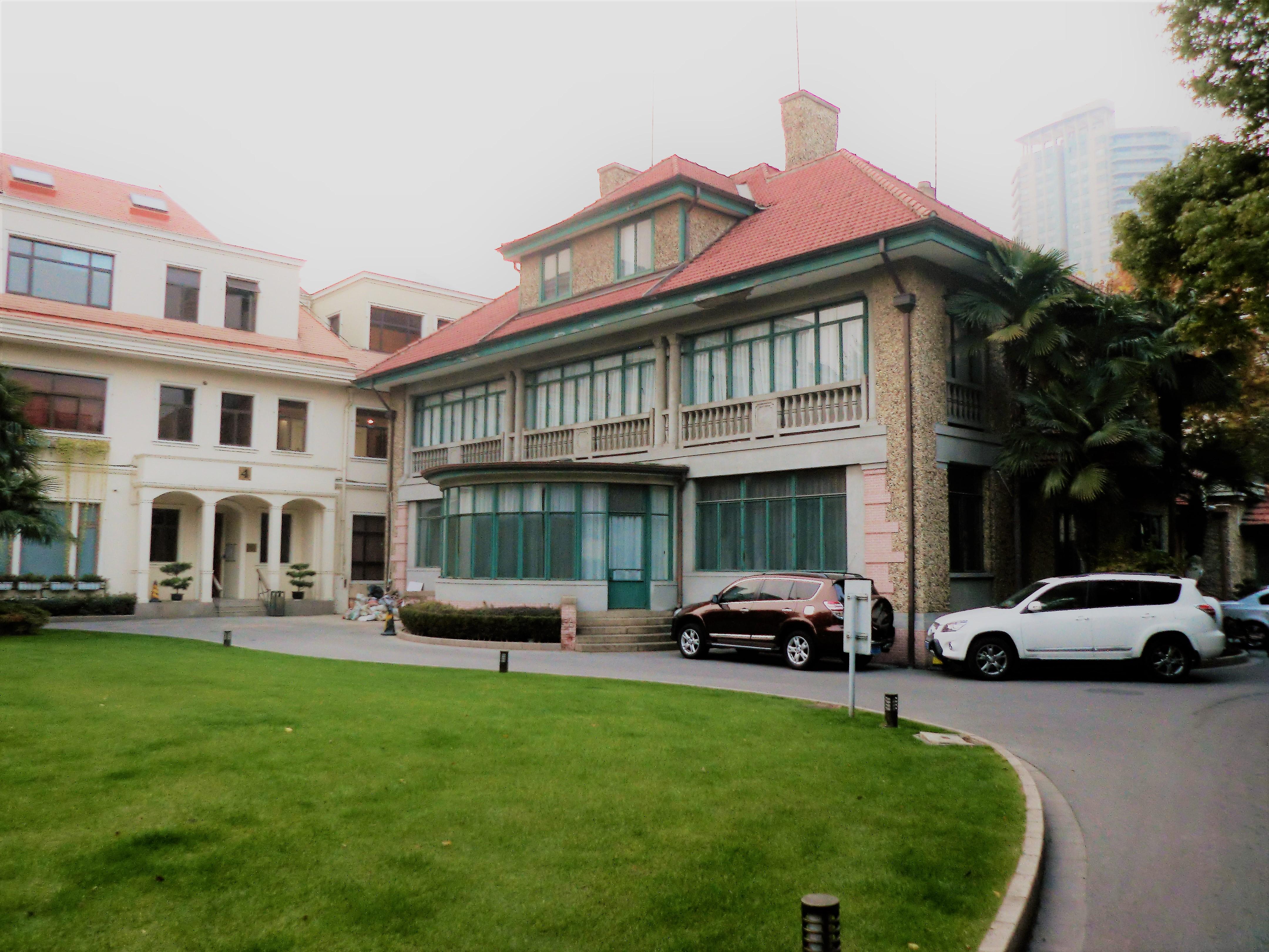 上海分公司-丁香花园
