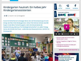 Kindergarten hautnah: Ein halbes Jahr Kindergartenassistenten