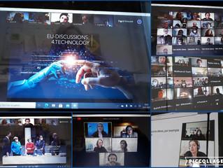 """""""EPAS-Day"""": Europäische Themen im Mittelpunkt"""