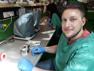 Besuch des Uniklinikums der RWTH Aachen – Vorstellung der Ausbildung zum MTLA