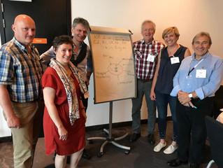 Robert-Schuman-Institut macht seinem Namen alle Ehre - Auszeichnung zur EPAS Expert School