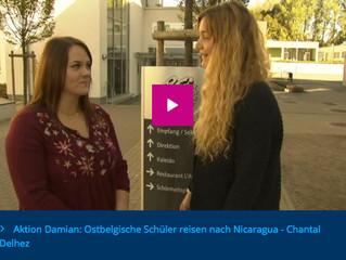 Aktion Damian: Ostbelgische Schüler reisen nach Nicaragua
