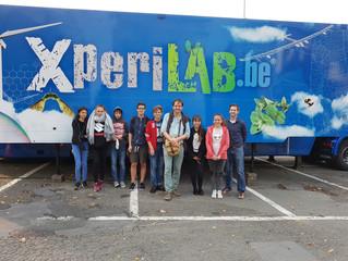 Schulexterner pädagogischer Ausflug – XperiLab