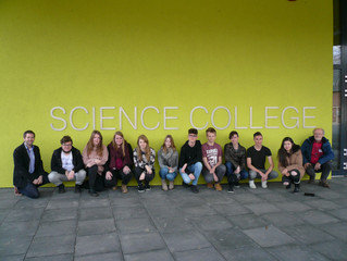 7. Schülersymposium im SCO