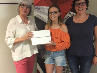 Gewinner iPad