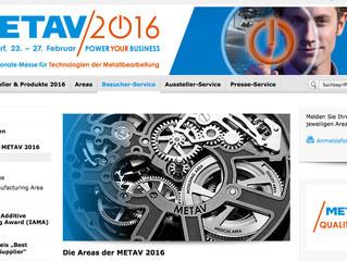 Metav - Internationale Messe für Technologien der Metallverarbeitung