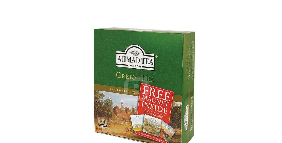 AHMAD Grüner Teebeutel - چای سبز احمد تی بگ