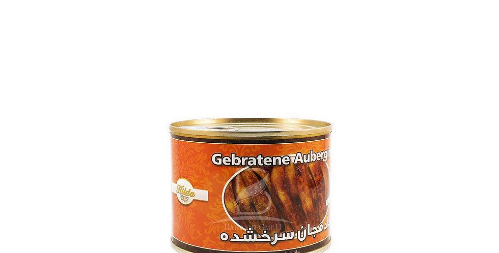 HILDA - gebratenen Auberginen - بادمجان سرخ شده هیلدا