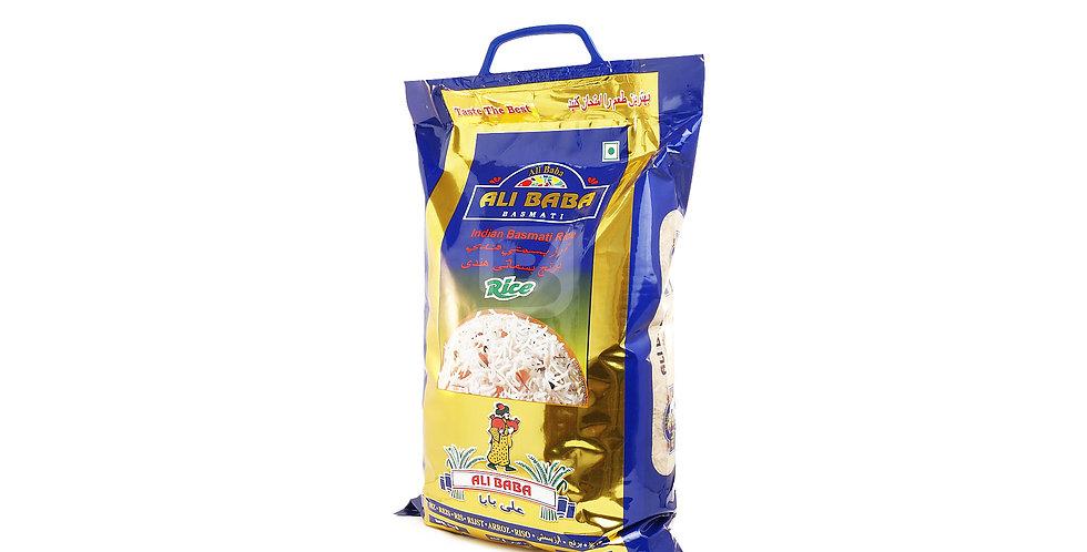 ALI BABA - Golden Sella Reis 5Kg - برنج باسماتی طلایی علی بابا ۵ کیلویی