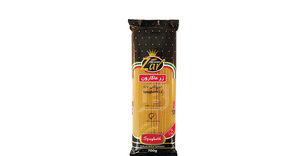 ZAR Spaghetti 1,2  700 g - ماکارونی زر۱/۲