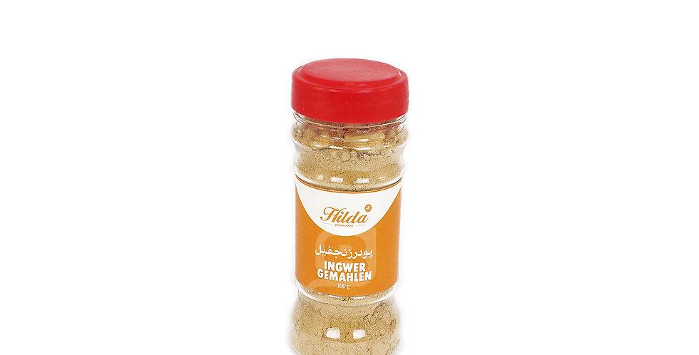 HILDA - Ingwerpulver - پودر زنجبیل هیلدا