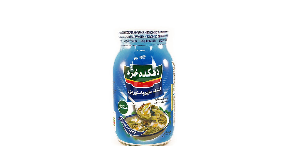 DEHKADEH KHORAM - Iranische Soße - کشک بزرگ دهکده خرم