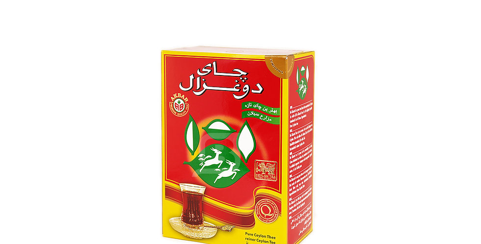 DO GHAZAL TEA - چای دوغزال قرمز