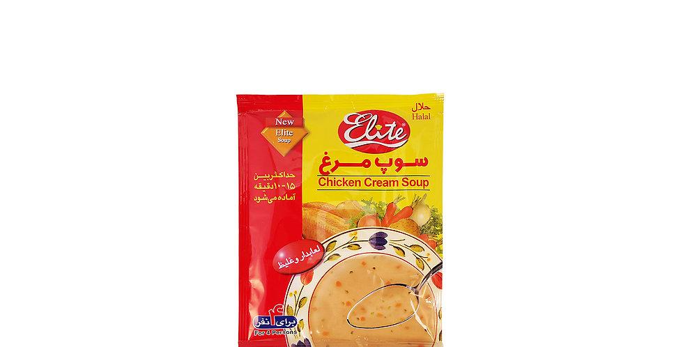 ELITE - Fertigsuppe (Hühnersuppe) - سوپ مرغ الیت