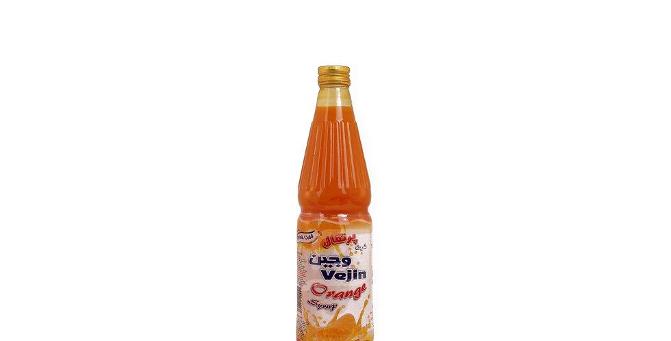 VEJIN - Orangen Sirup - شربت پرتقال وجین