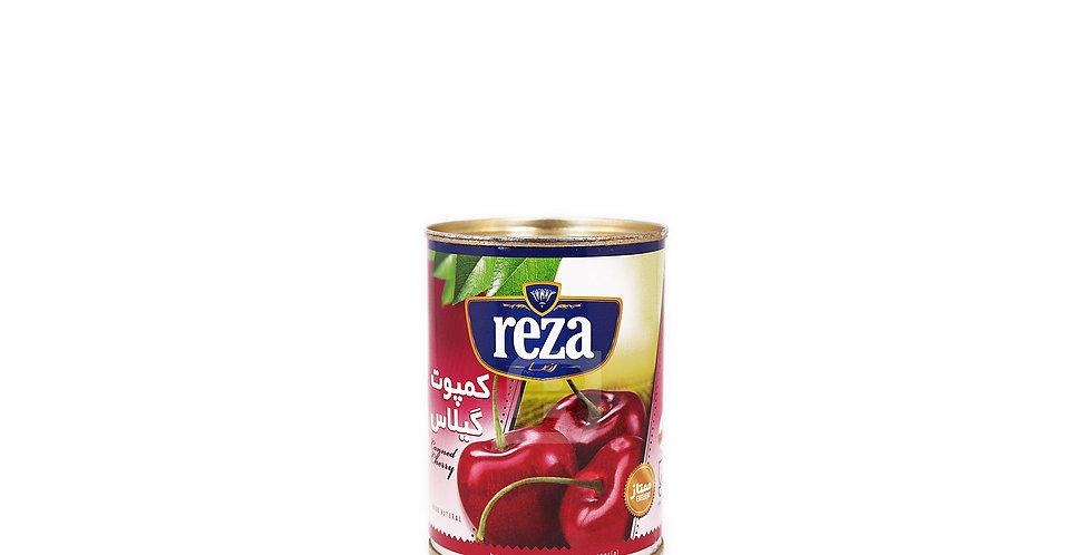 REZA - Kirsch Kompott - کمپوت گیلاس رضا