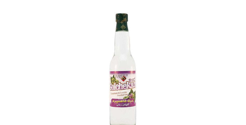 GOLCHEKAN - Tanacetum Balsamita Destilliertes Wasser - عرق شاهسپرم زمانی