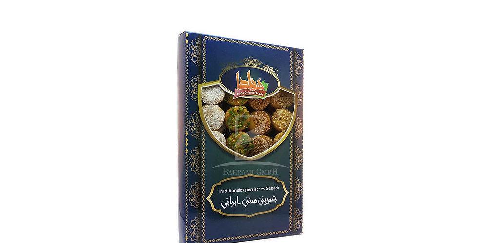 HILDA - Traditionelle persische Teigwaren (Almani) - شیرینی آلمانی هیلدا