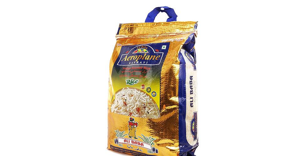 ALI BABA - Golden Sella Reis 10Kg - برنج باسماتی طلایی علی بابا ۱۰ کیلویی