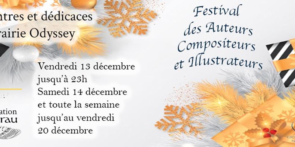 Festival des auteurs - Librairie Odyssey