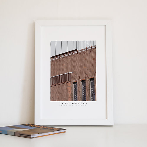 Tate Modern London Fine Art Print