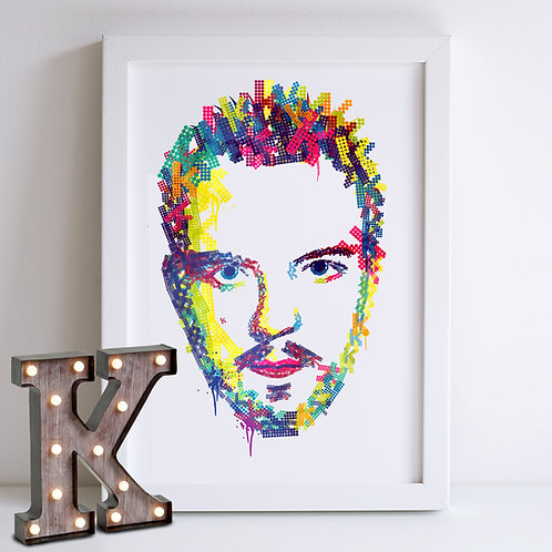 Brandon Flowers - Killers Print