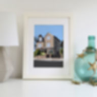 Bespoke property portrait from your photos