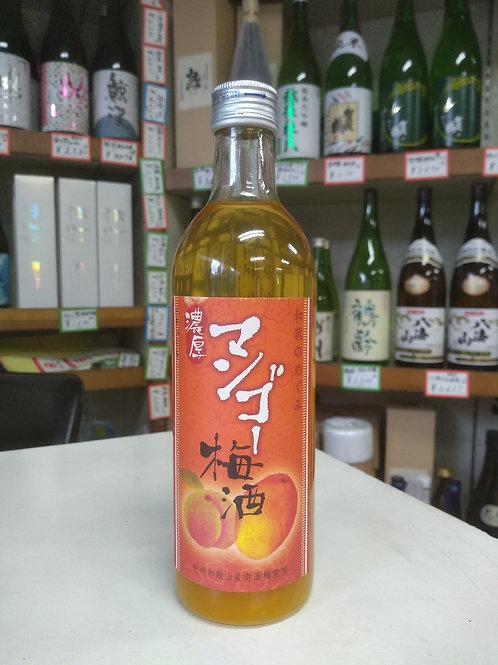 和歌のめぐみ   マンゴー梅酒