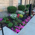 Sidewalk Border Garden