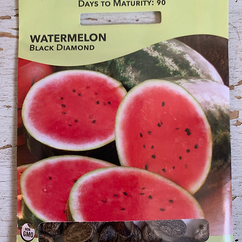 Seed - Watermelon