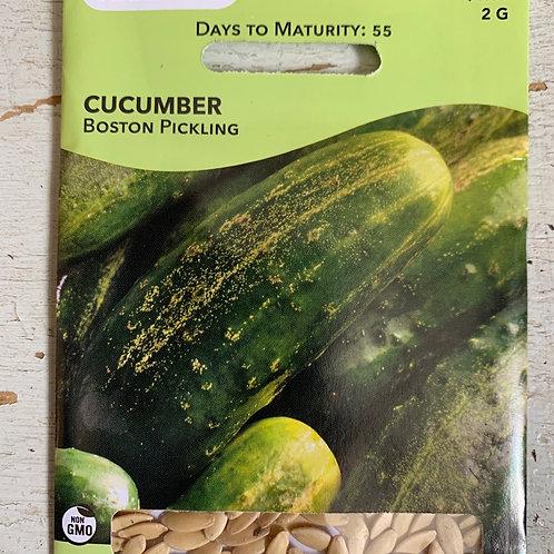 Seed - Cucumber Pickling