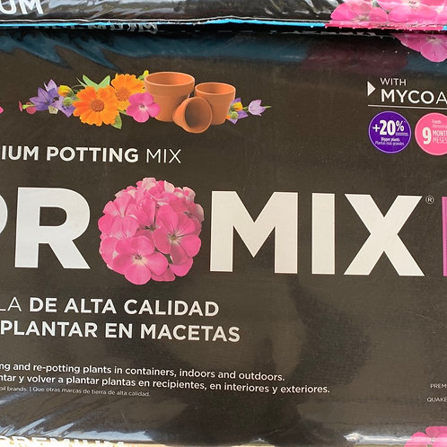 Potting Mix - Pro-Mix Premium 2cf