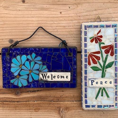 Garden Art - Wall Plaques_1