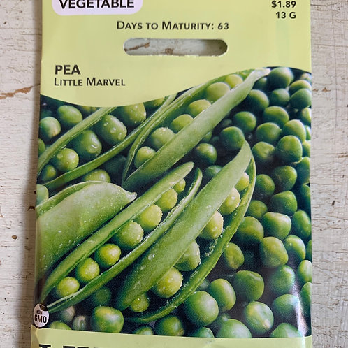 Seed - Pea Little Marvel