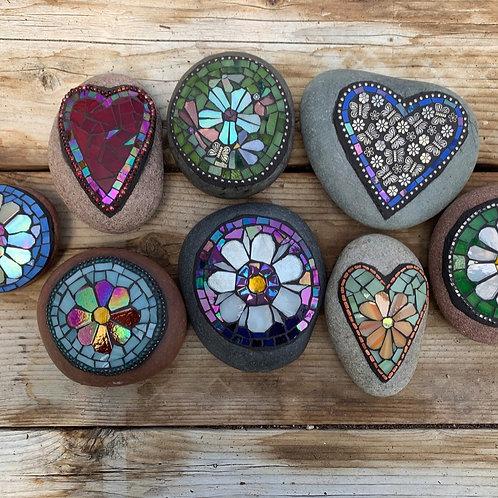 Garden Art - Small Stones variety