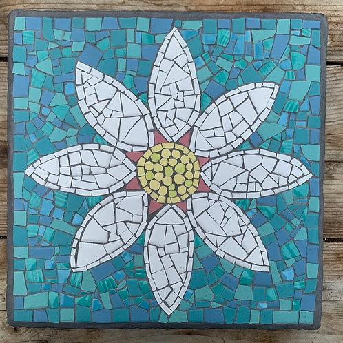 Garden Art - Brick flower