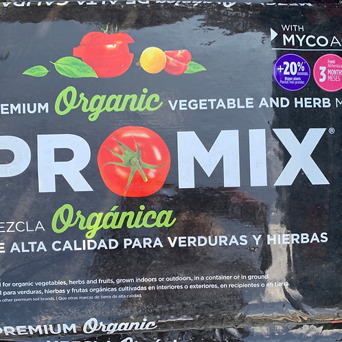 Potting Mix - Pro-Mix Organic 1 cf