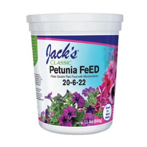 Plant Food - Jack's Petunia FeED 20-6-22